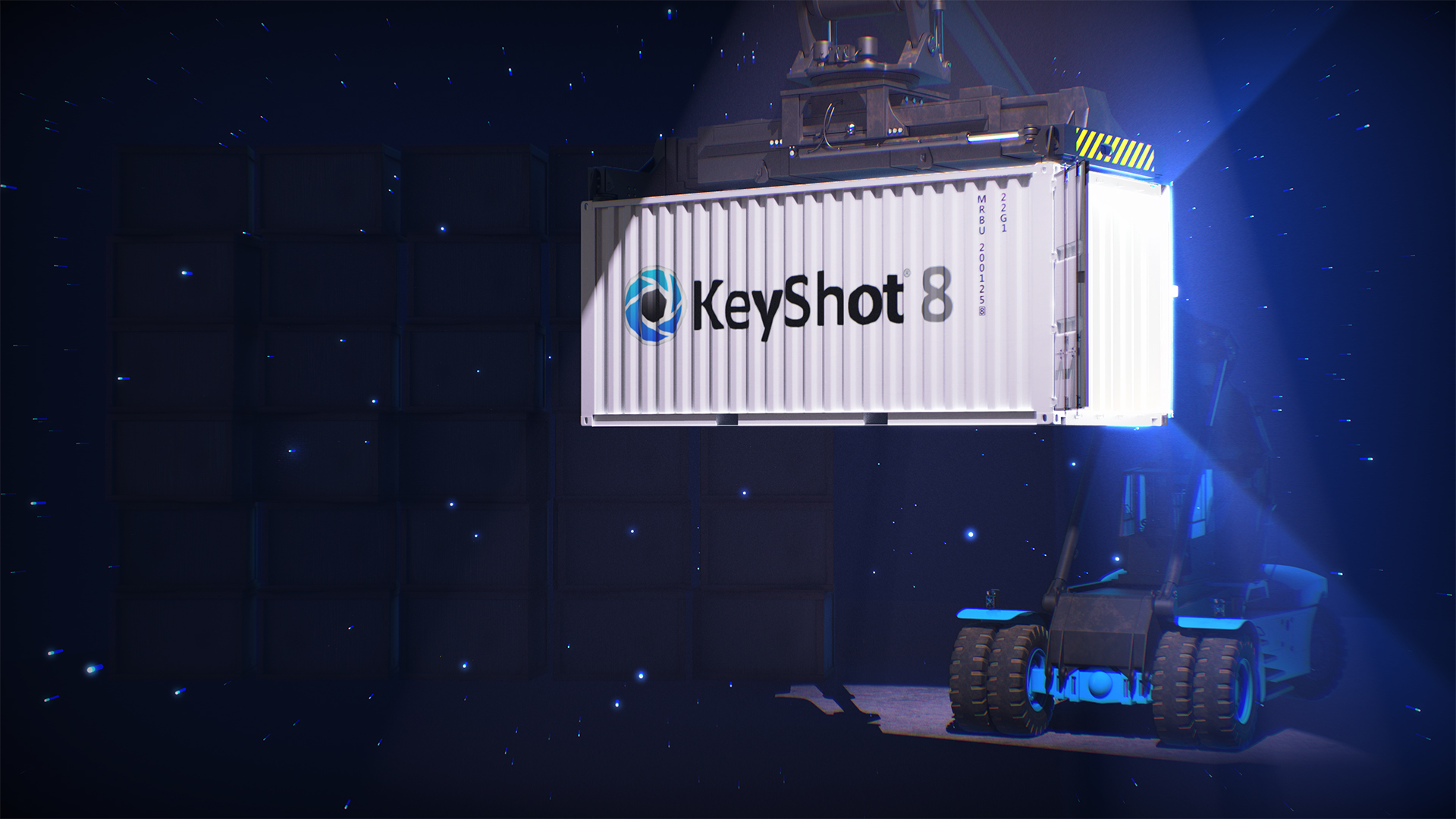 KeyShot 8.0